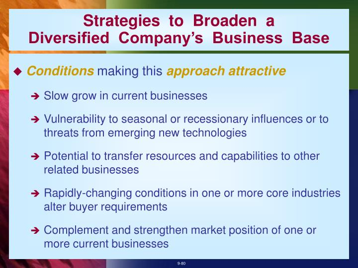 Strategies  to  Broaden  a