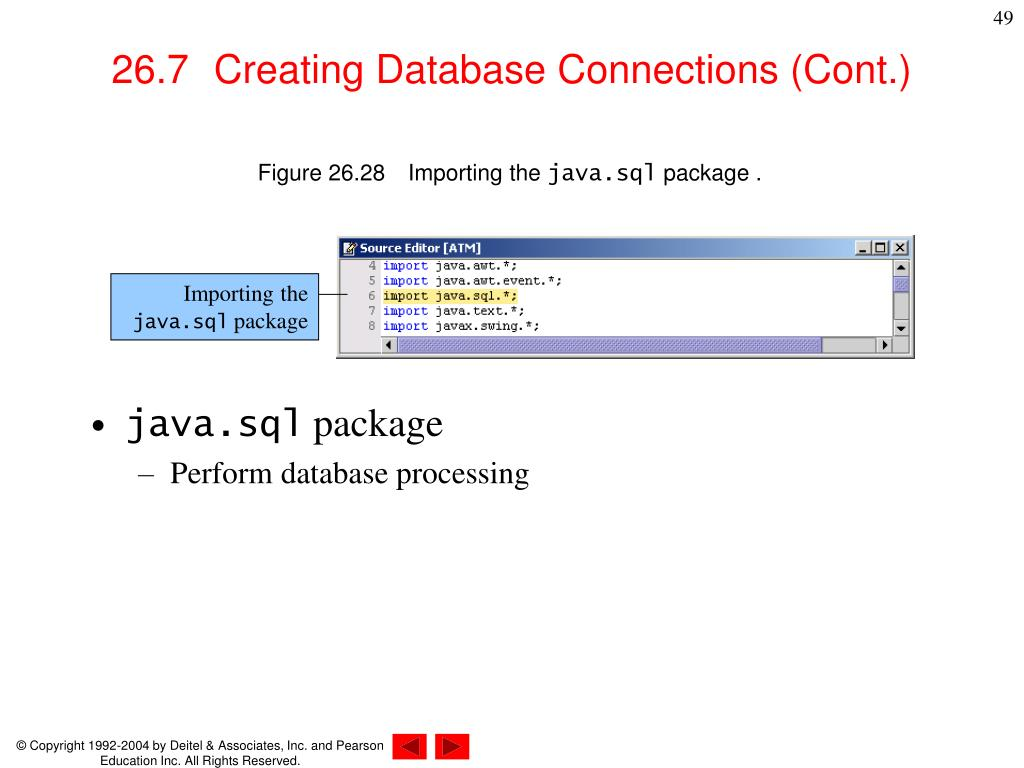 PPT - Tutorial 26 – ATM Application Introducing Database Programming