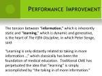 performance improvement7