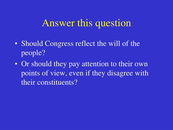 answer this question n.