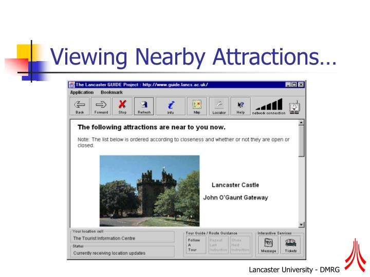 Viewing Nearby Attractions…