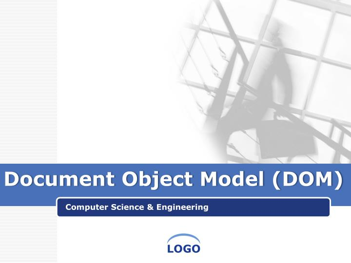 document object model dom n.