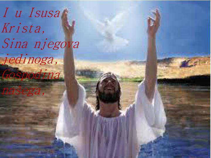 I u Isusa Krista,