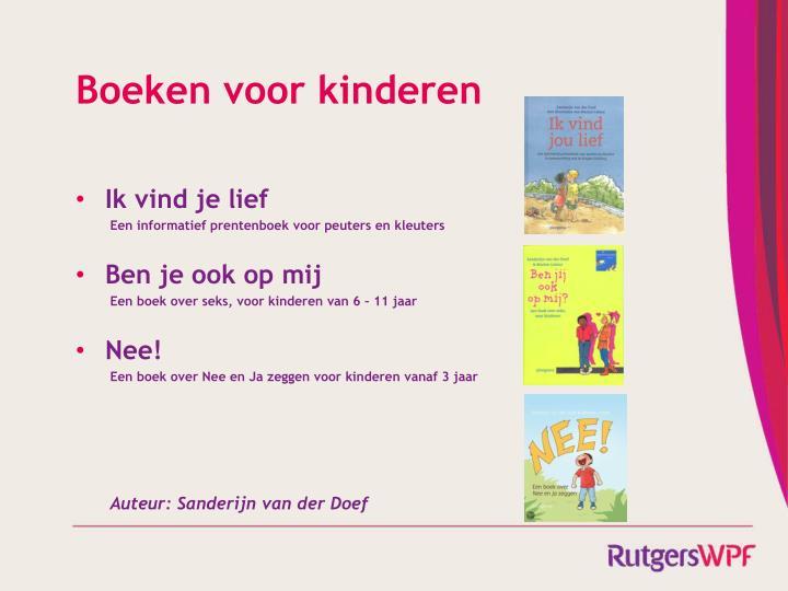 Boeken voor kinderen