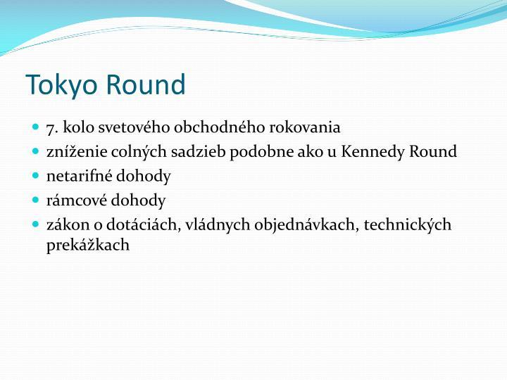 Tokyo Round