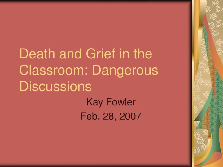death and grief This video is about death, grief and life's transitions, and how we can use rites of passage to mark and release grief it looks about losing a loved one, but also.