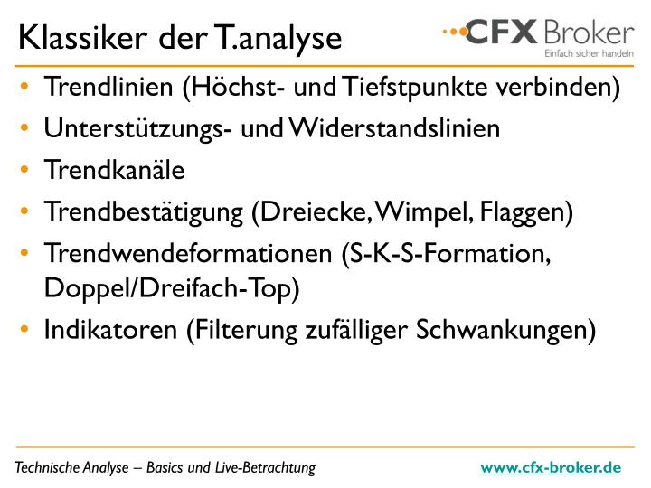 Klassiker der T.analyse