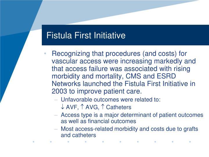 Fistula First Initiative