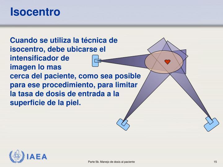 Isocentro