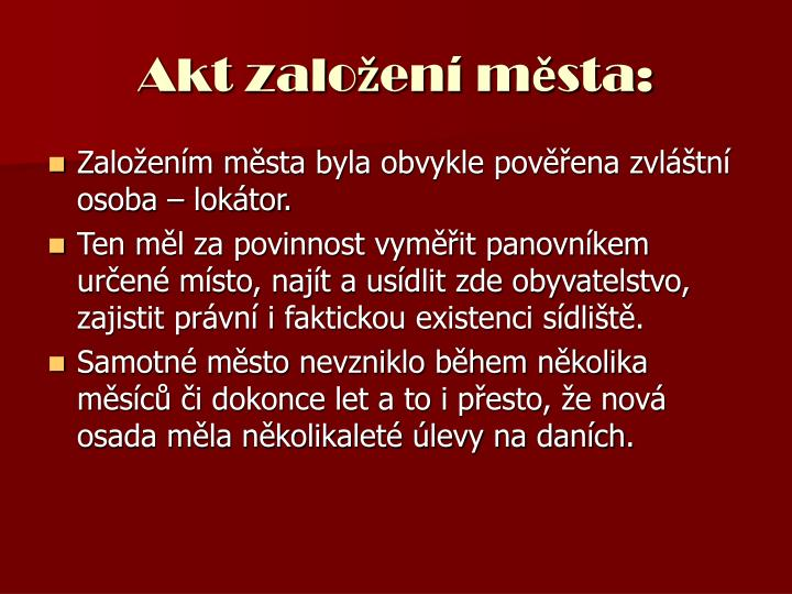 Akt zalo