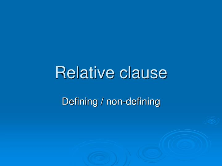 relative clause n.