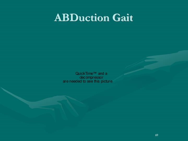 ABDuction Gait