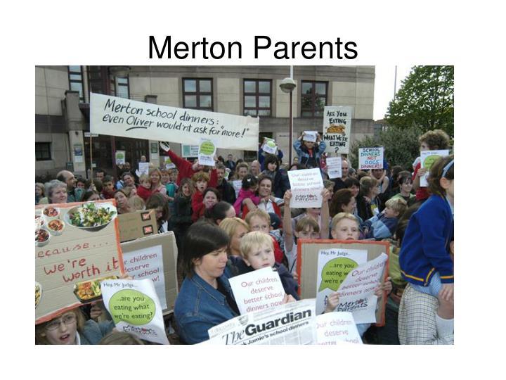 Merton Parents
