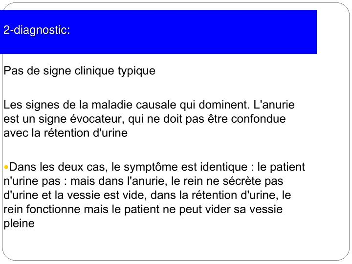 2-diagnostic: