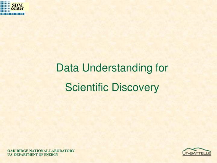 Data Understanding