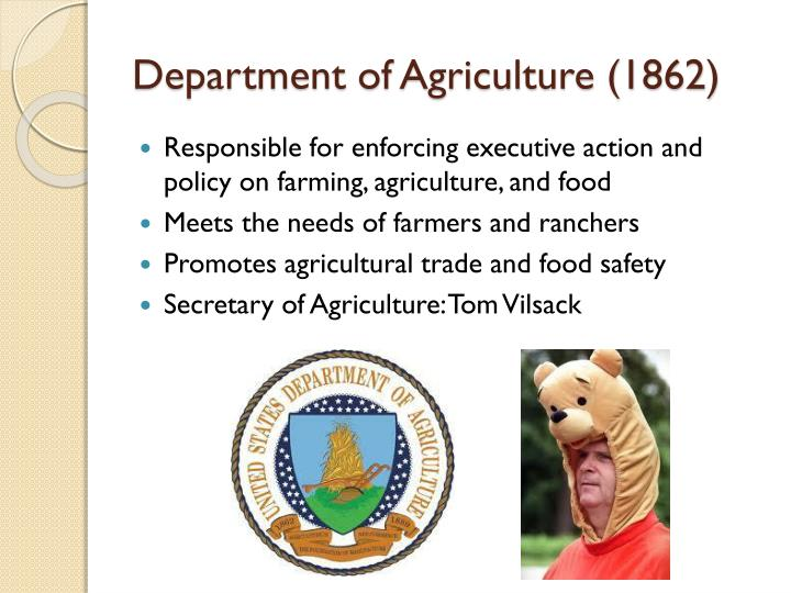 Department of Agriculture (1862)