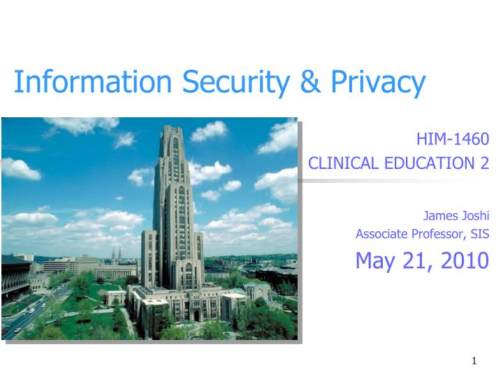 information security privacy n.
