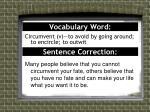 vocabulary word13