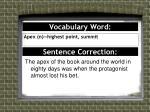 vocabulary word3