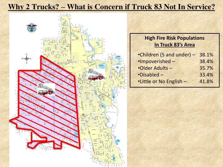 Why 2 Trucks? –