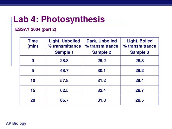 photosynthesis essays Short essay on photosynthesis  for many years after the raw materials and end products of photosynthesis were known,  essays, letters, stories,.