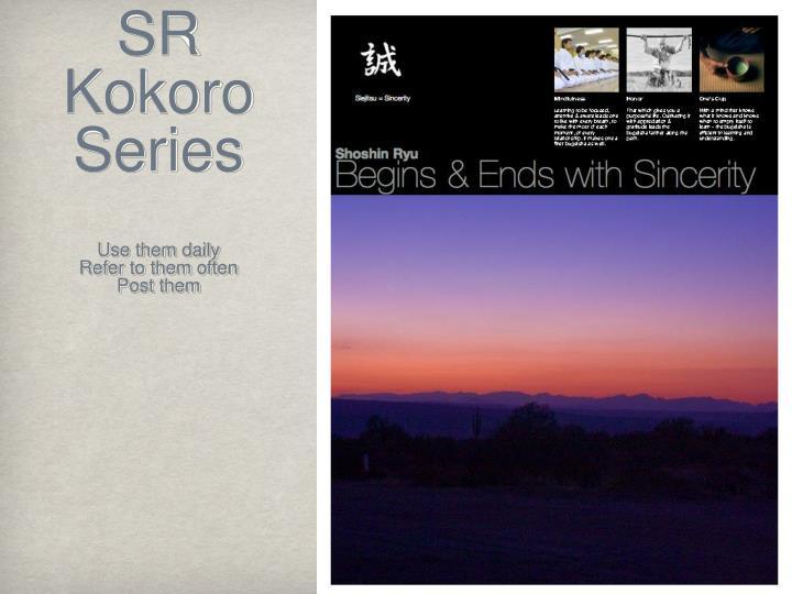 SR Kokoro Series