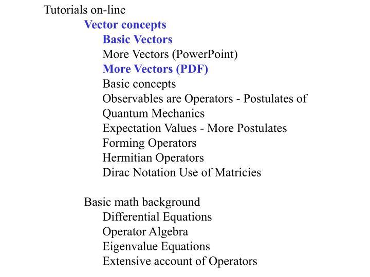 Hermitian operators in quantum mechanics pdf