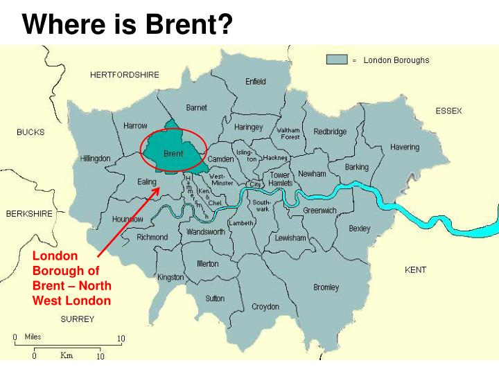 Where is Brent?
