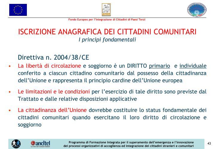 PPT - LA REGOLARITÀ DEL SOGGIORNO PowerPoint Presentation - ID:4042648