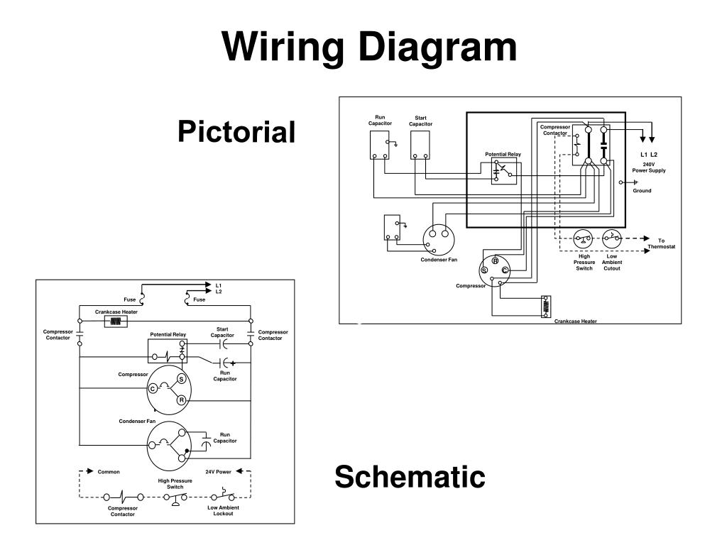 Wiring A Potential Relay Diagram Is L1 Or L2 The Common Manual Guide