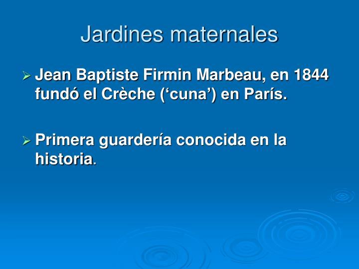 Jardines maternales1