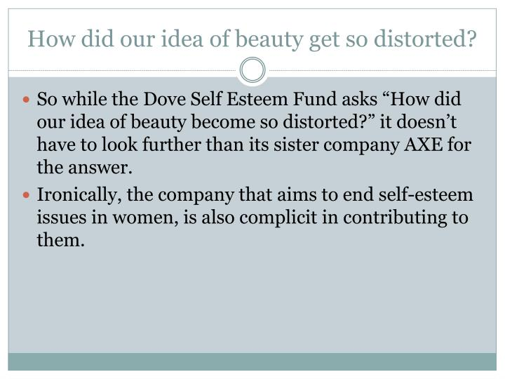 How did our idea of beauty get so distorted?