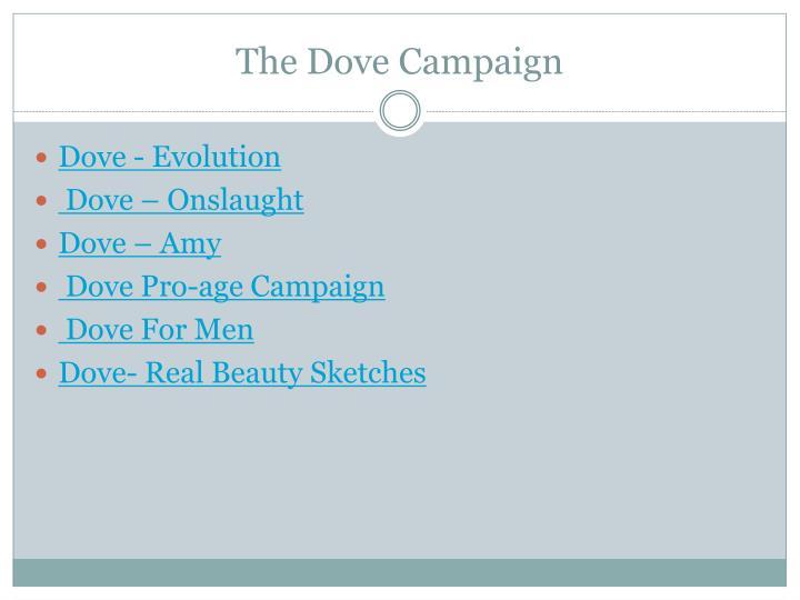 The Dove Campaign