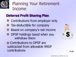 planning your retirement income3