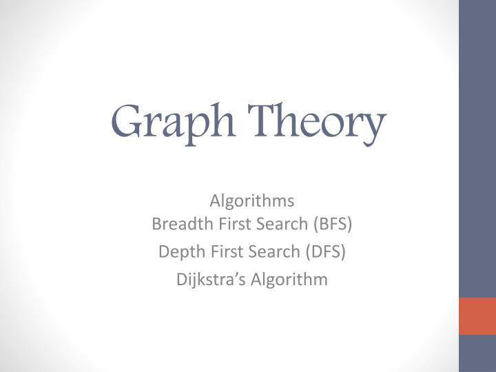 graph theory n.