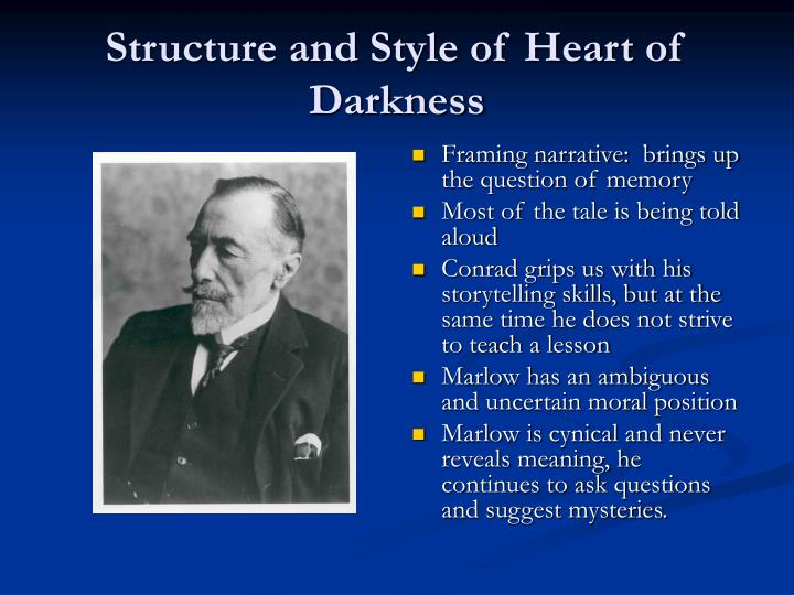 heart of darkness meaning
