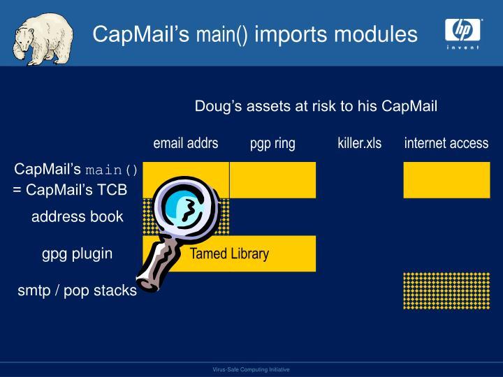 CapMail's