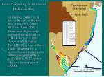 remote sensing activities in delaware bay