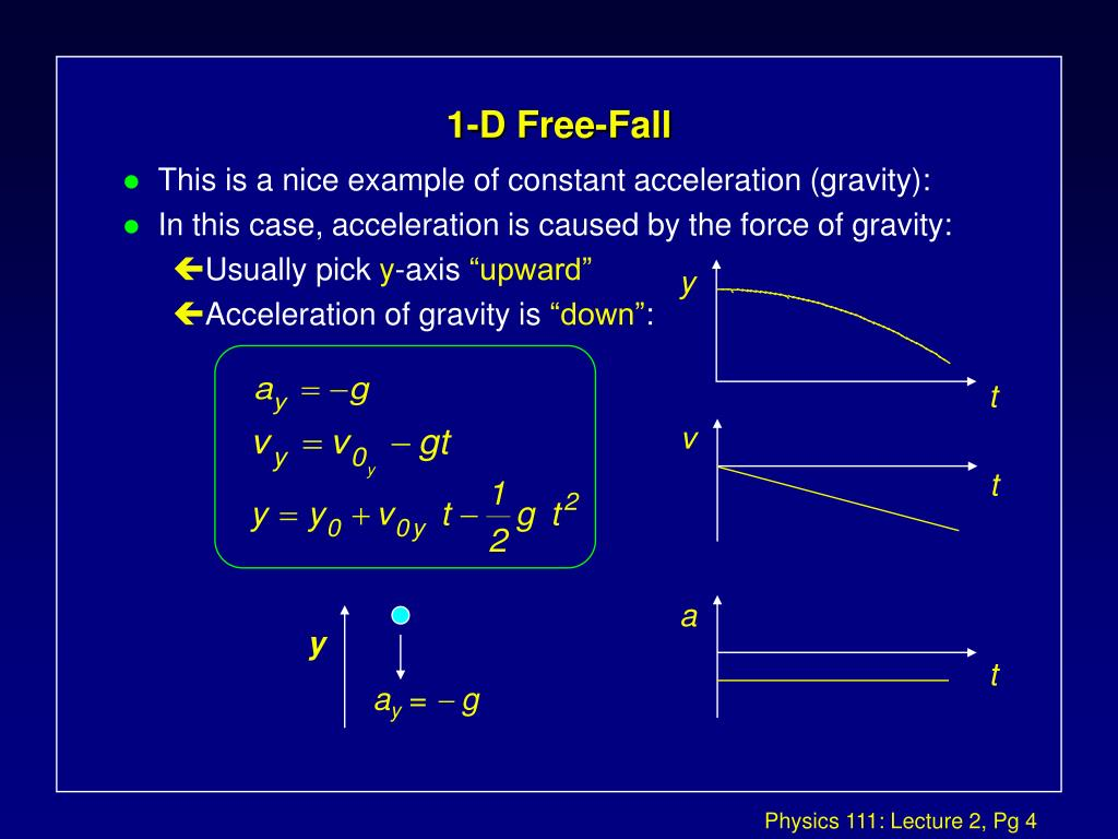 Ppt Physics 111 Lecture 2 Today S Agenda Powerpoint Presentation Free Download Id 4045246 Kinematics equations are a vital part of physics; ppt physics 111 lecture 2 today s