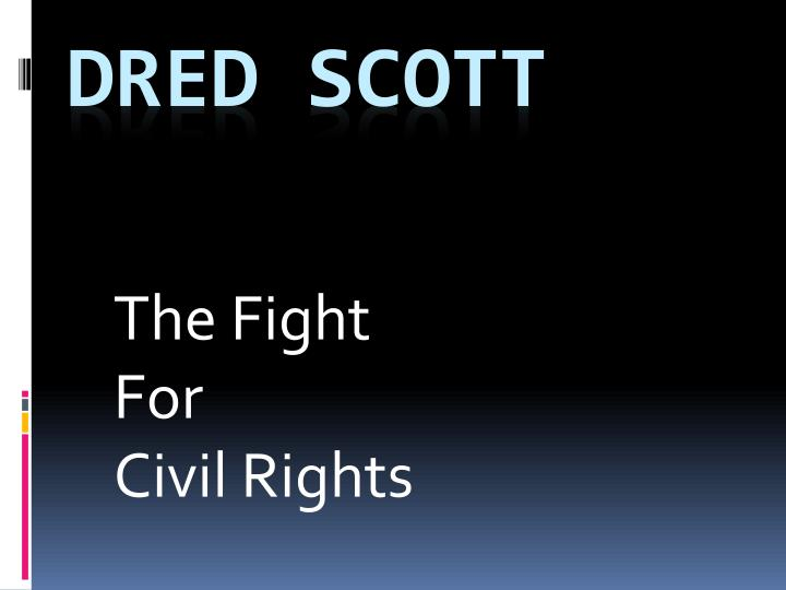 the fight for civil rights n.