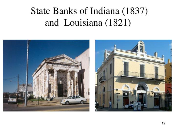 State Banks of Indiana (1837)