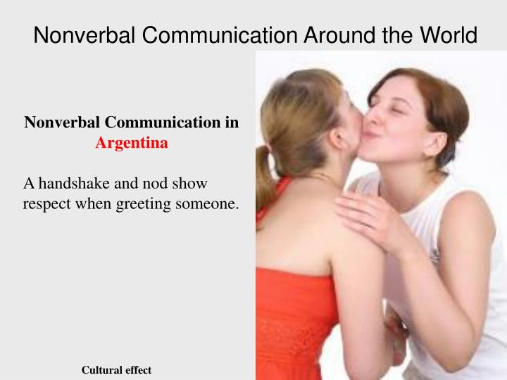 Nonverbal Communication Around the World