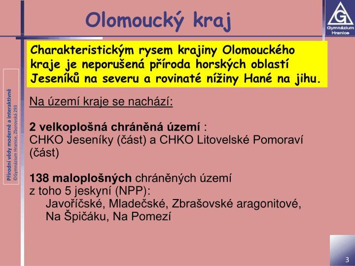 Olomouck kraj