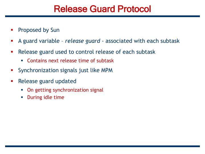 Release Guard Protocol