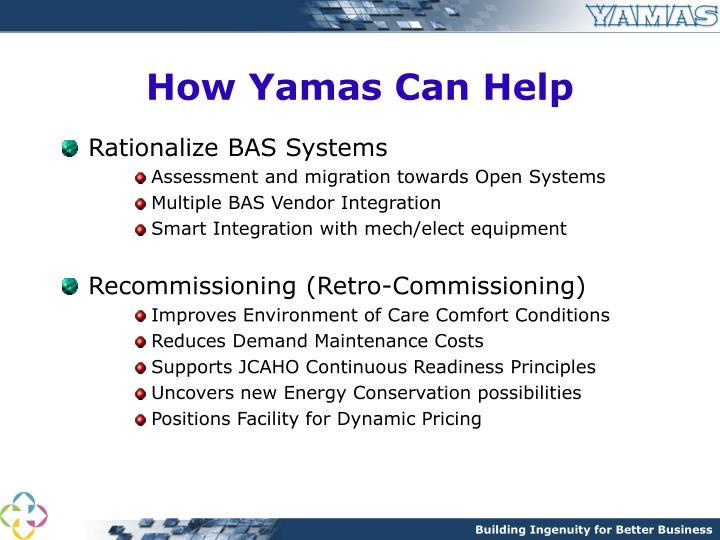 How Yamas Can Help