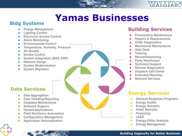 Yamas Businesses