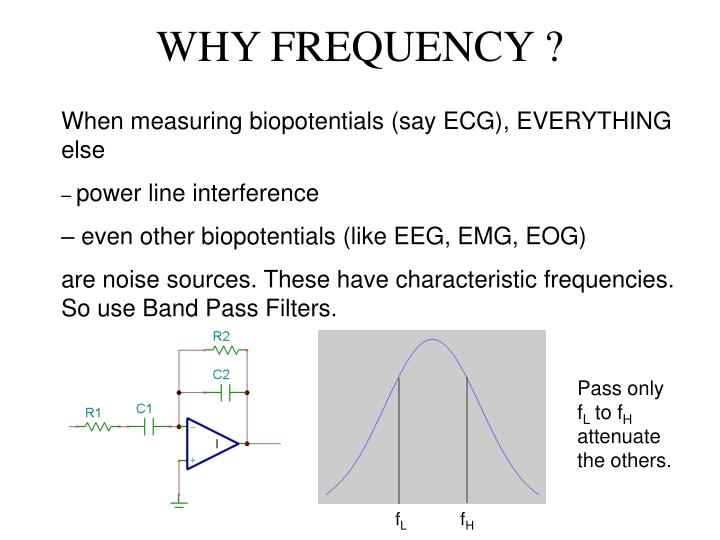 WHY FREQUENCY ?