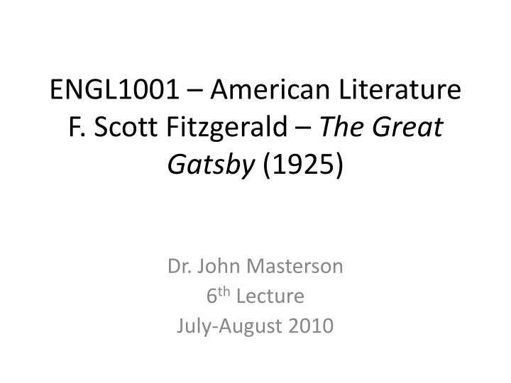 the life of the americas social elites in f scott fitzgeralds the great gatsby F scott fitzgerald's tense, unhappy relationship with the release of baz luhrmann's the great gatsby f scott fitzgerald a spasm of social-media cruelty.
