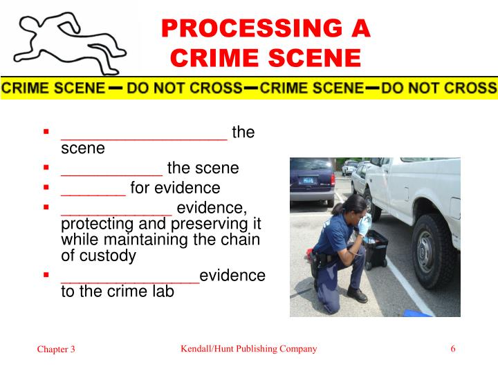 crime scene chain of custody From a legal perspective, meeting chain of custody requirements for a digital object is not any harder than, say, meeting those for dna or for a bullet collected at the scene of a crime the issue is one of certification rather than replication because ensuring the chain of custody for digital content does not.