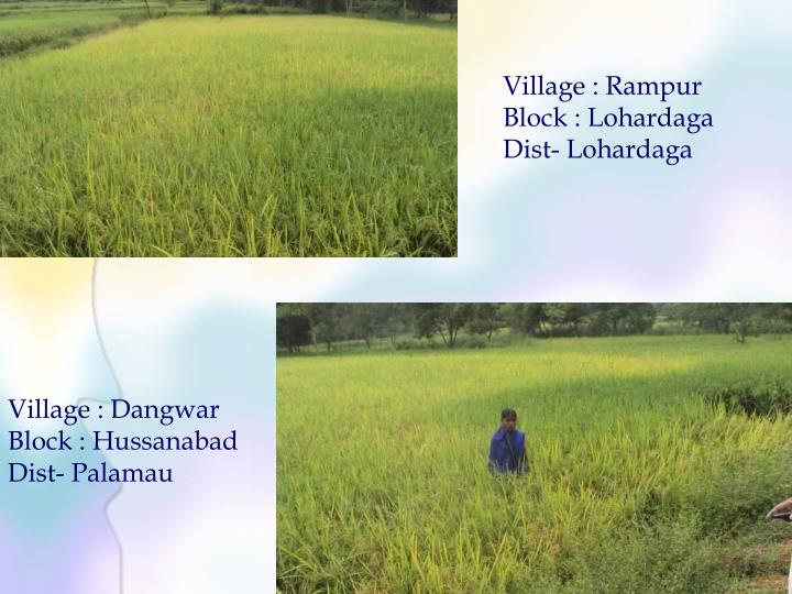 Village : Rampur